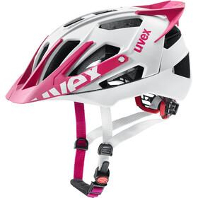 UVEX Quatro Pro Helmet white-pink matt